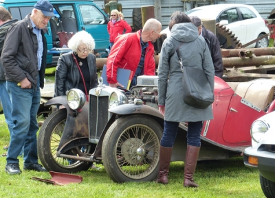 12th Annual Restoration Fair & Swap Meet
