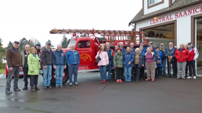 Fire Station Tour