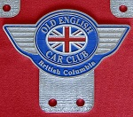 Grill Badge