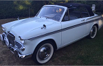1960 Sunbeam Rapier