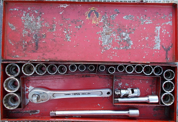 Whitworth Wrenches